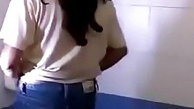 Shilpa lucknow bhabhi filmed and fucked in bathroom by her horny husband