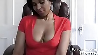 Tamil babe horny lily in her apartment in mumbai masturbating